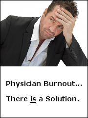 Avoid Physician Burnout. There is a Solution. Dr. Julia Kinder.