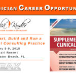 Supplemental Income Training for Physicians 2018